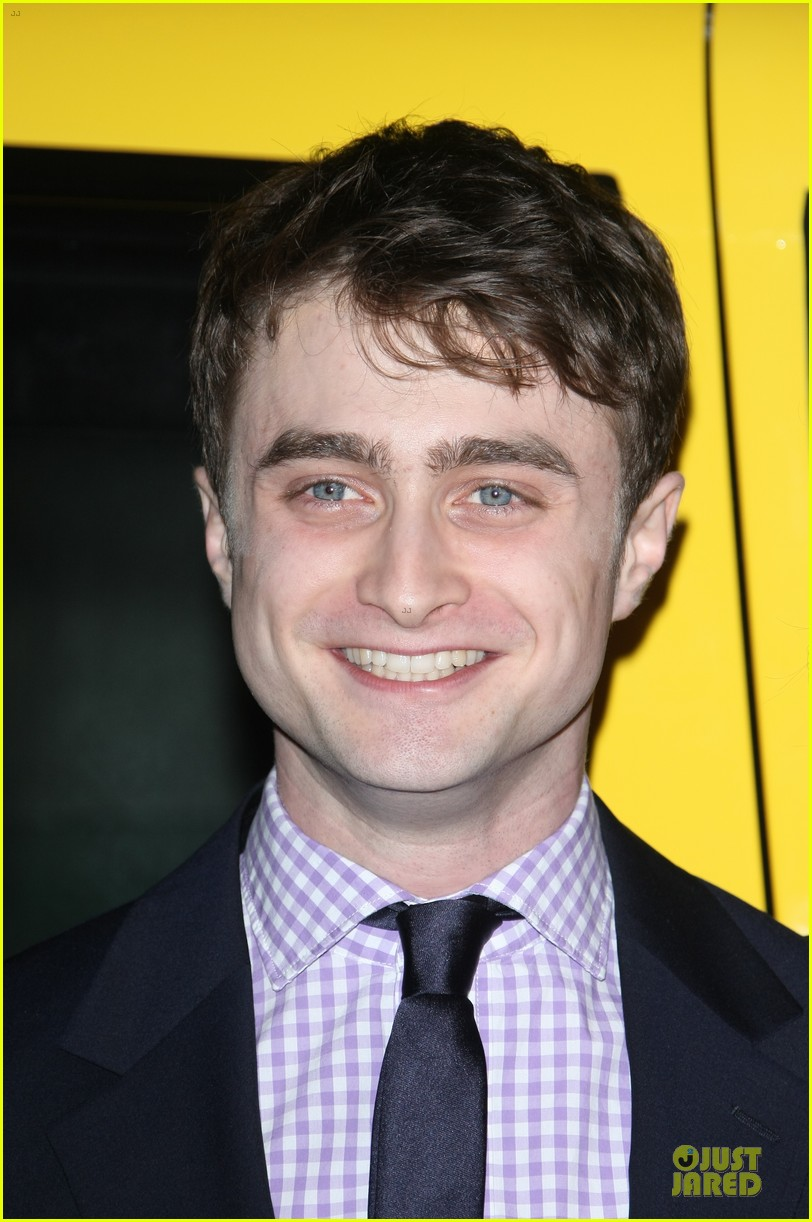 daniel radcliffe get connected charity auction 022825606