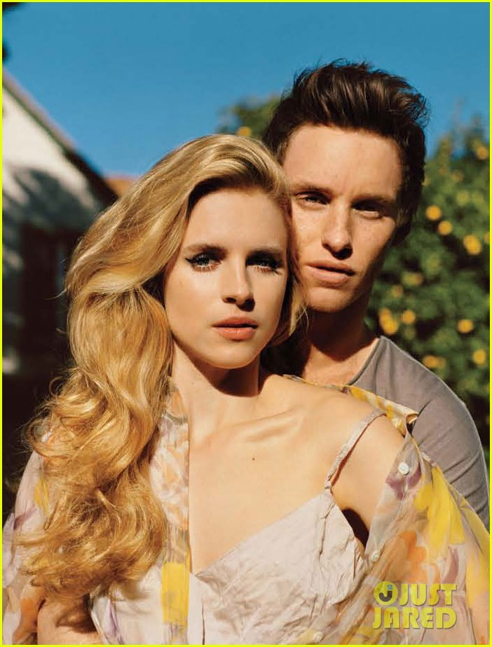 eddie redmayne brit marling cover w magazine april 2013 03
