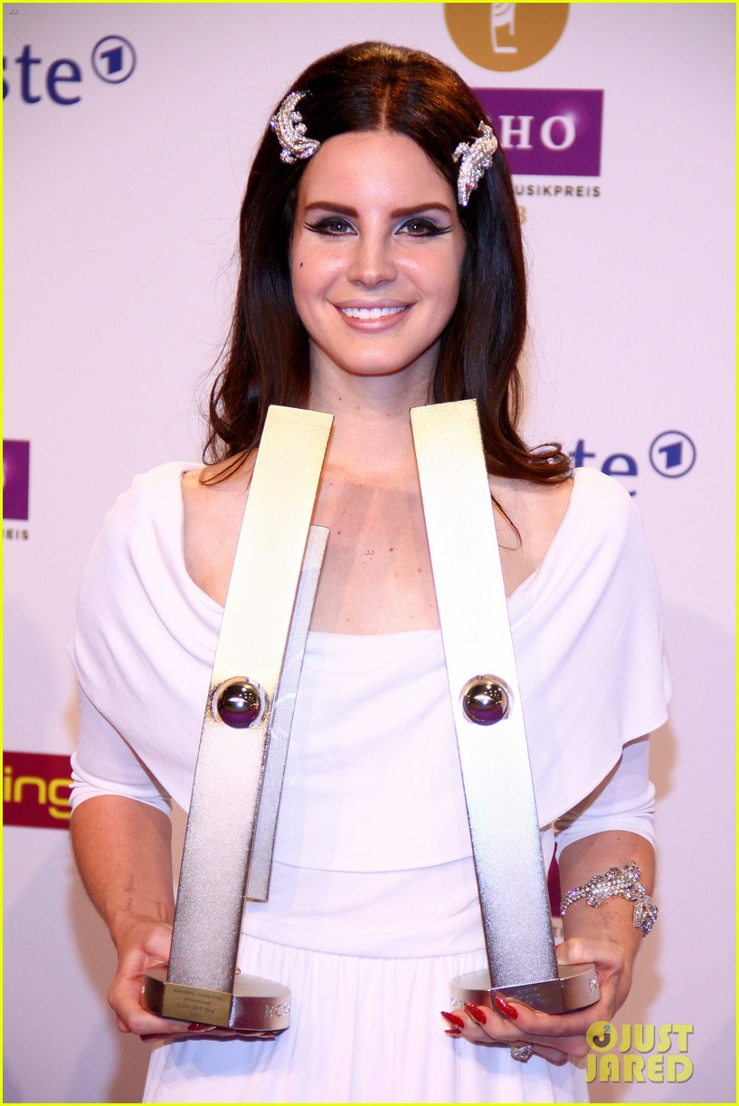 lana del rey echo awards winner 042835255