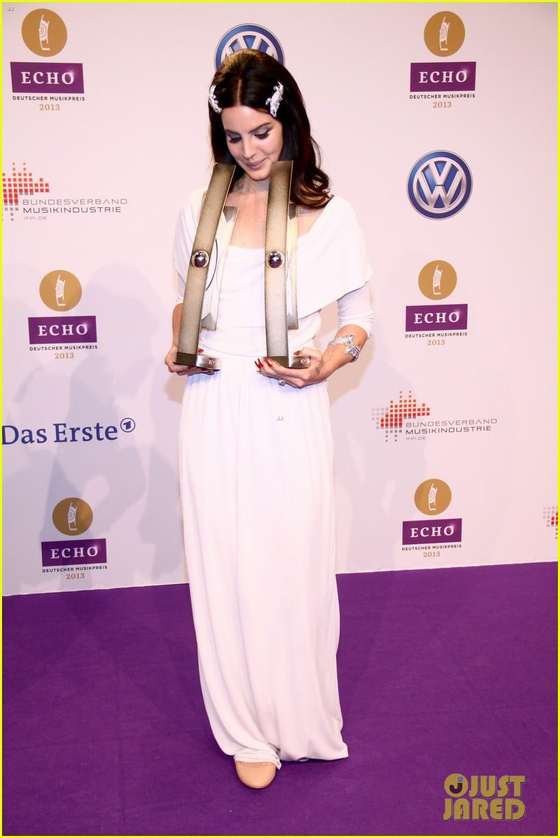 lana del rey echo awards winner 102835261