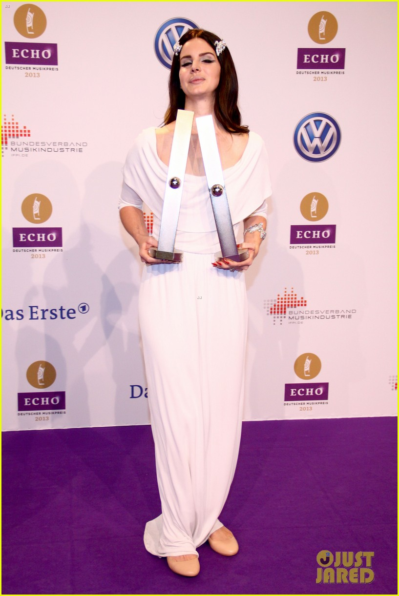 lana del rey echo awards winner 11