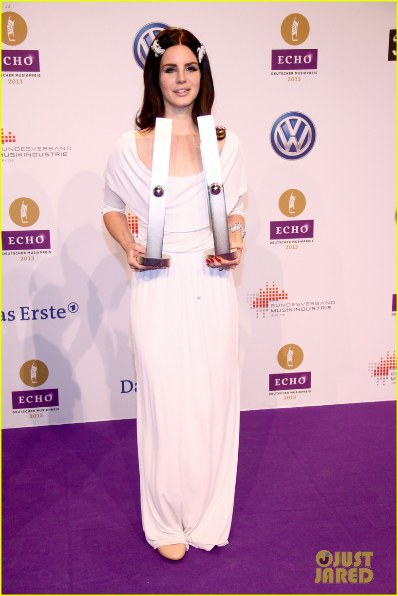 lana del rey echo awards winner 12