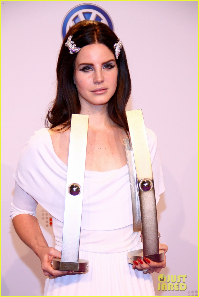 lana del rey echo awards winner 13