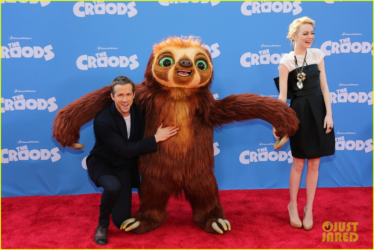blake lively ryan reynolds croods new york premiere 03