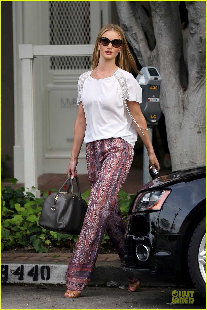 rosie huntington whiteley english love in la 06