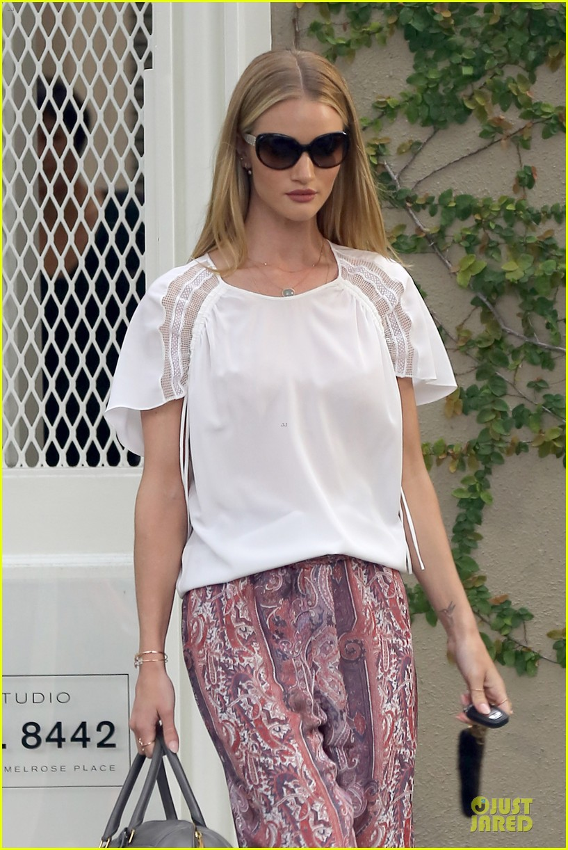 rosie huntington whiteley english love in la 10