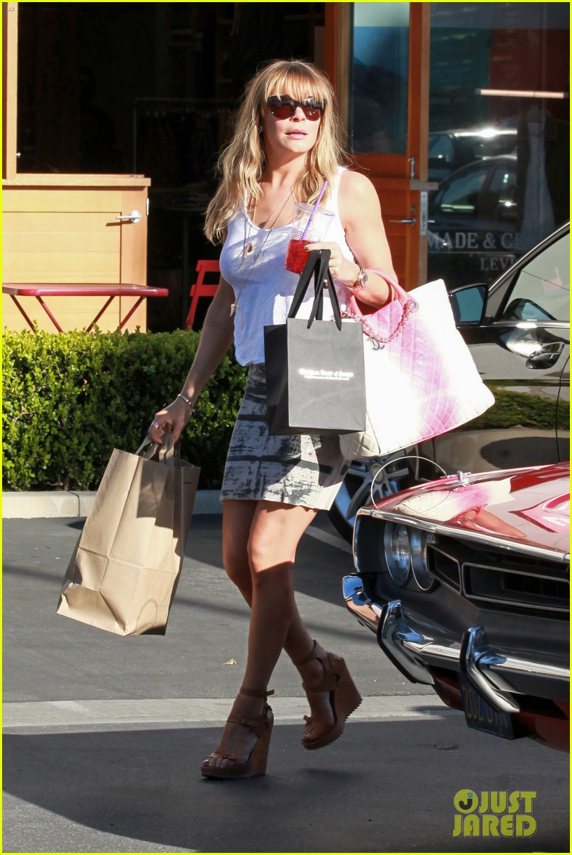 leann rimes malibu country mart retail therapy 10