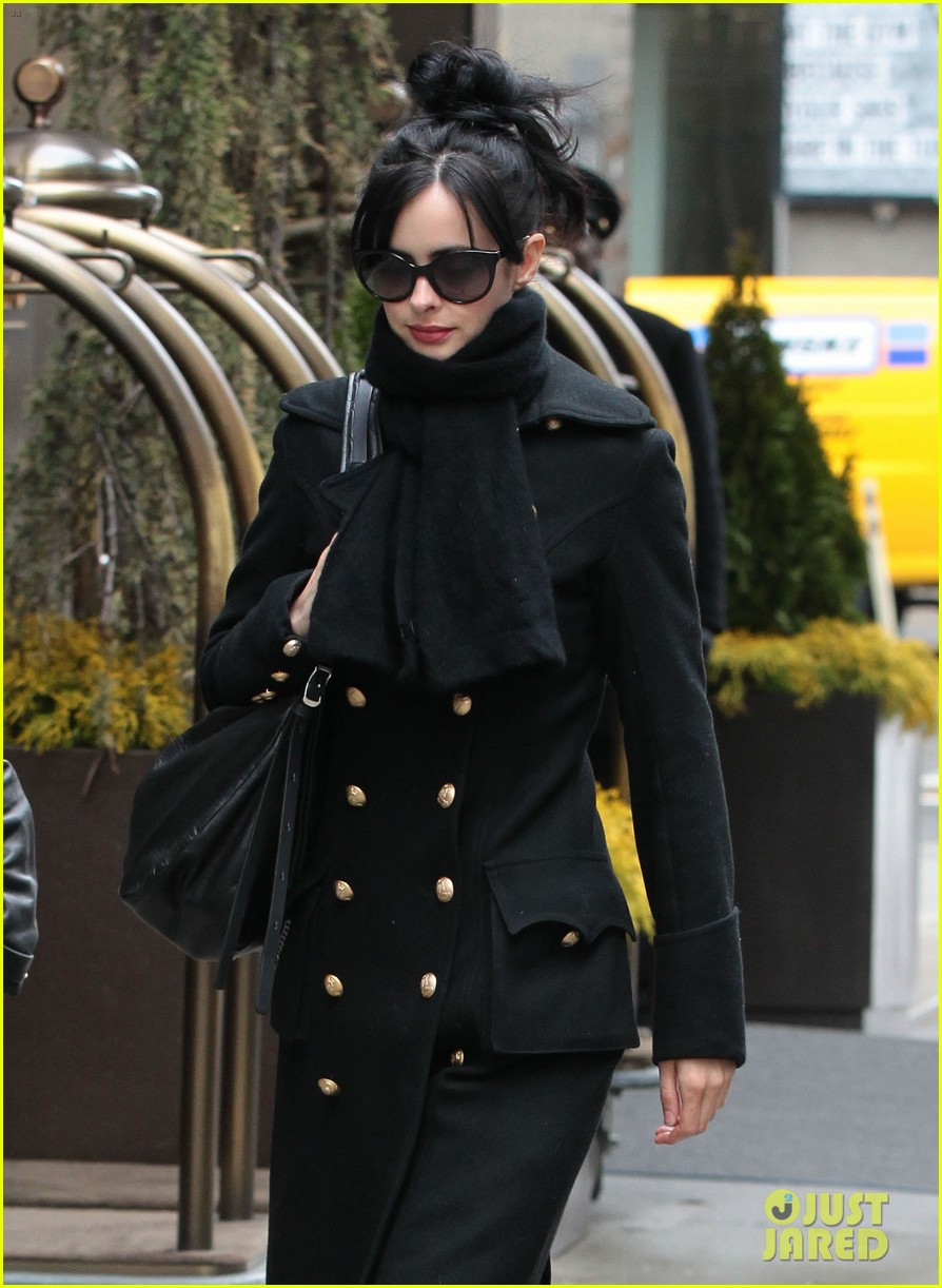 krysten ritter cant wait to shoot my pilot 092834272