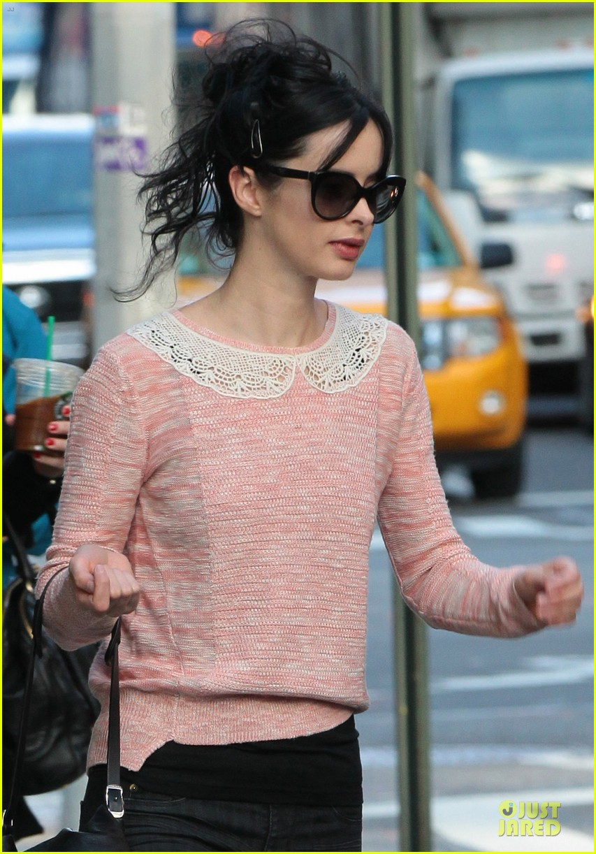 krysten ritter text messages in new york 022836149