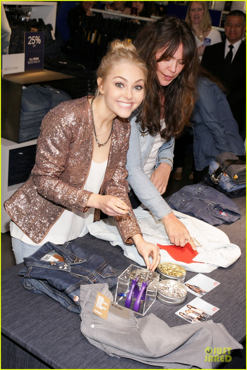 annasophia robb denim days celebration 112823756