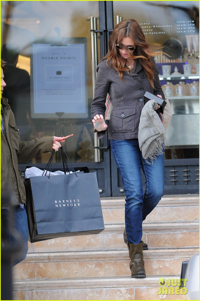 julia roberts barneys new york shopper 07