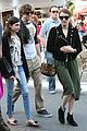 emma roberts evan peters the grove outing 10