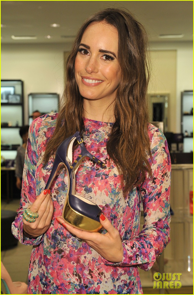 louise roe ruthie davis collection launch 042837487