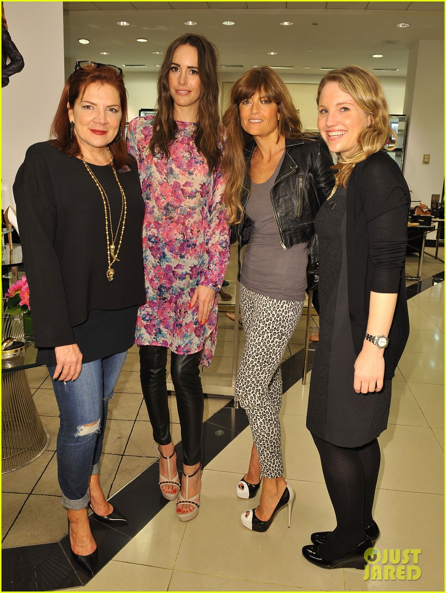 louise roe ruthie davis collection launch 14