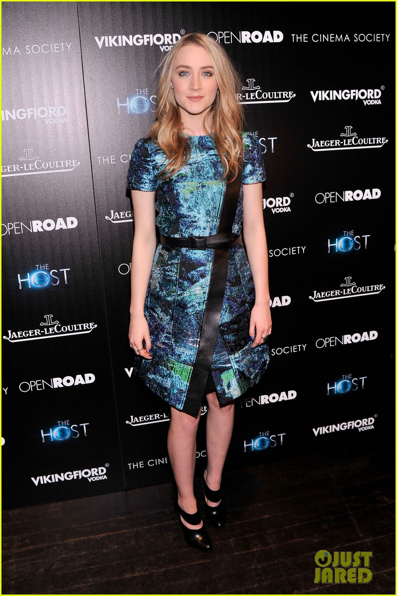 saoirse ronan max irons the host screening in nyc 012838899