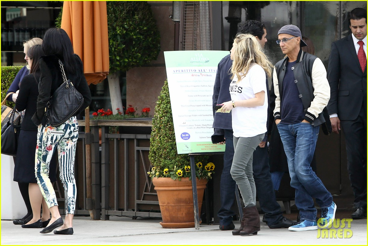 liberty ross jimmy iovine via alloro lunch 152831830