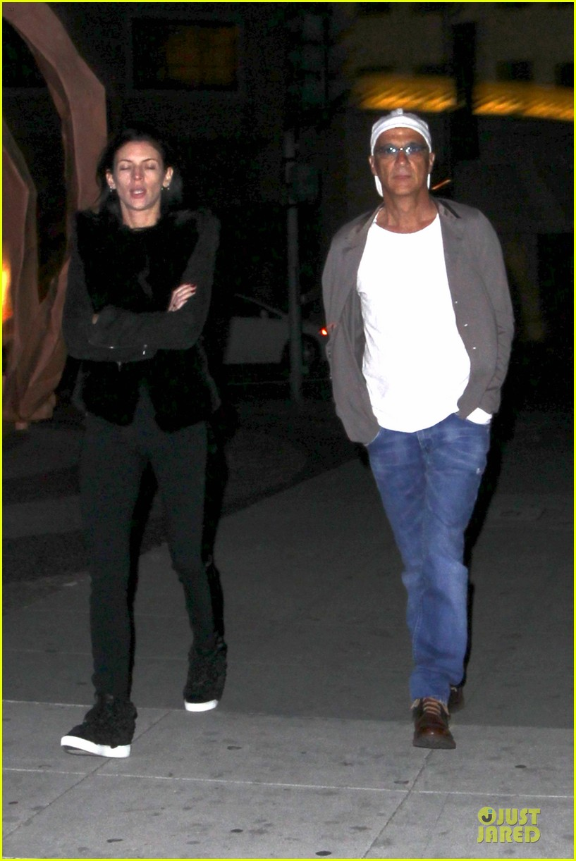liberty ross jimmy iovine dinner date in beverly hills 012836123