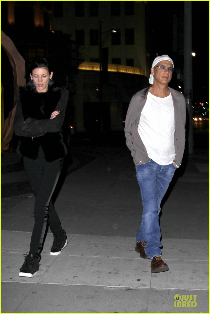 liberty ross jimmy iovine dinner date in beverly hills 032836125