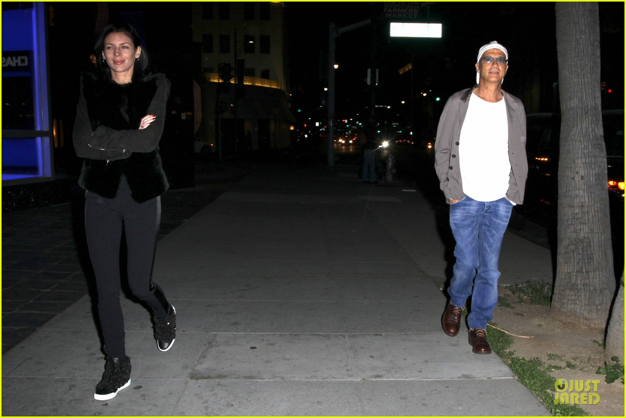 liberty ross jimmy iovine dinner date in beverly hills 082836130