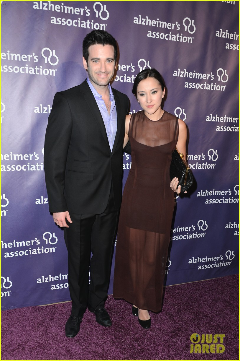 emmy rossum a night at sardis for alzheimers association 022834806
