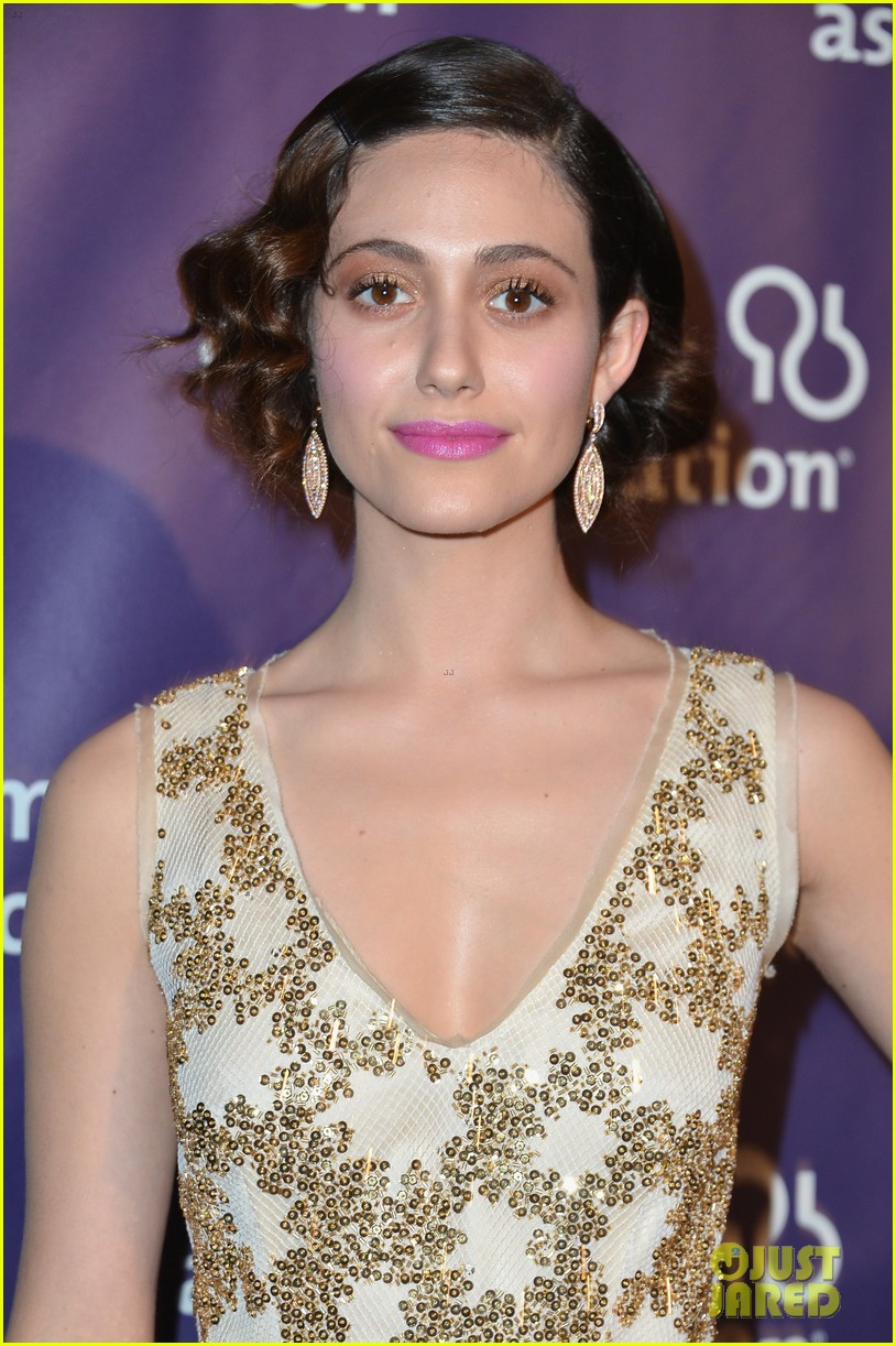 emmy rossum a night at sardis for alzheimers association 162834820