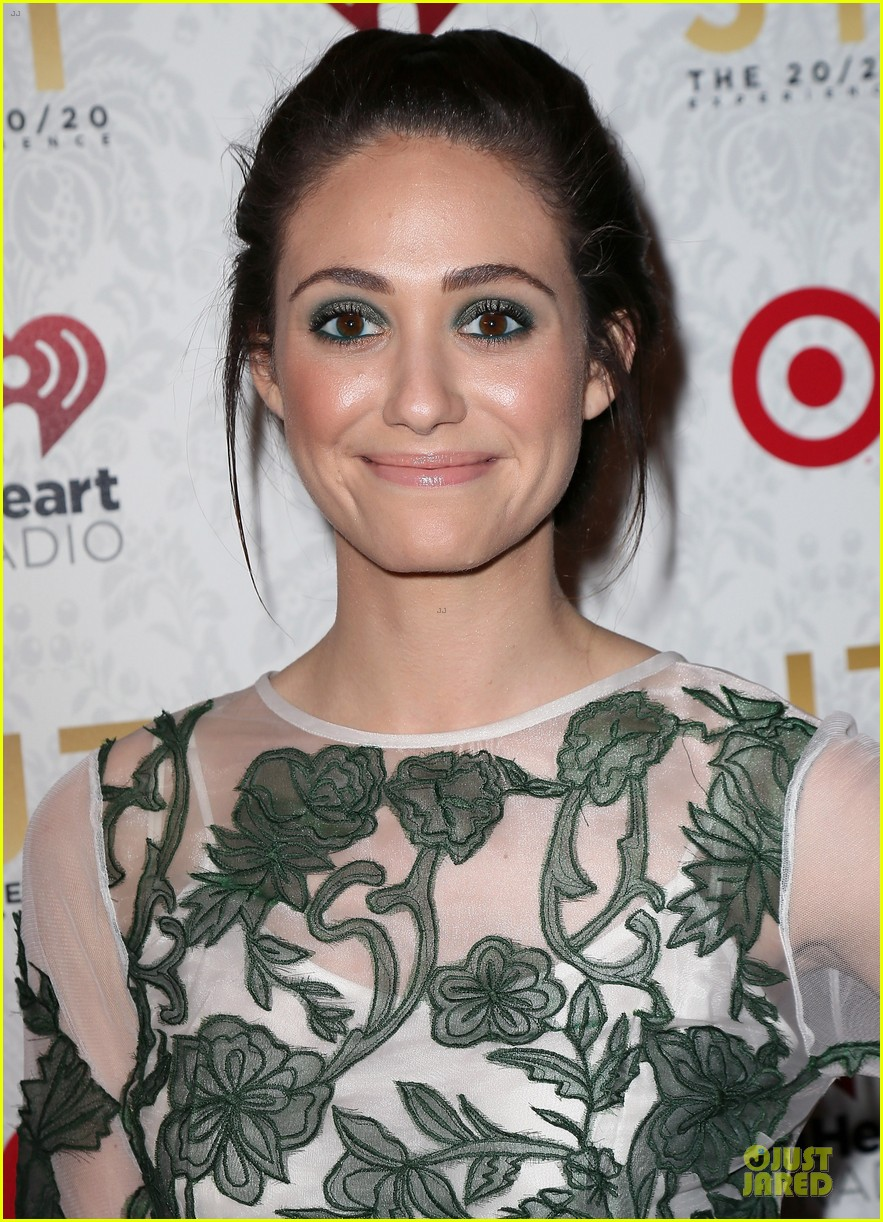 emmy rossum 20 20 experience record release party 062833117