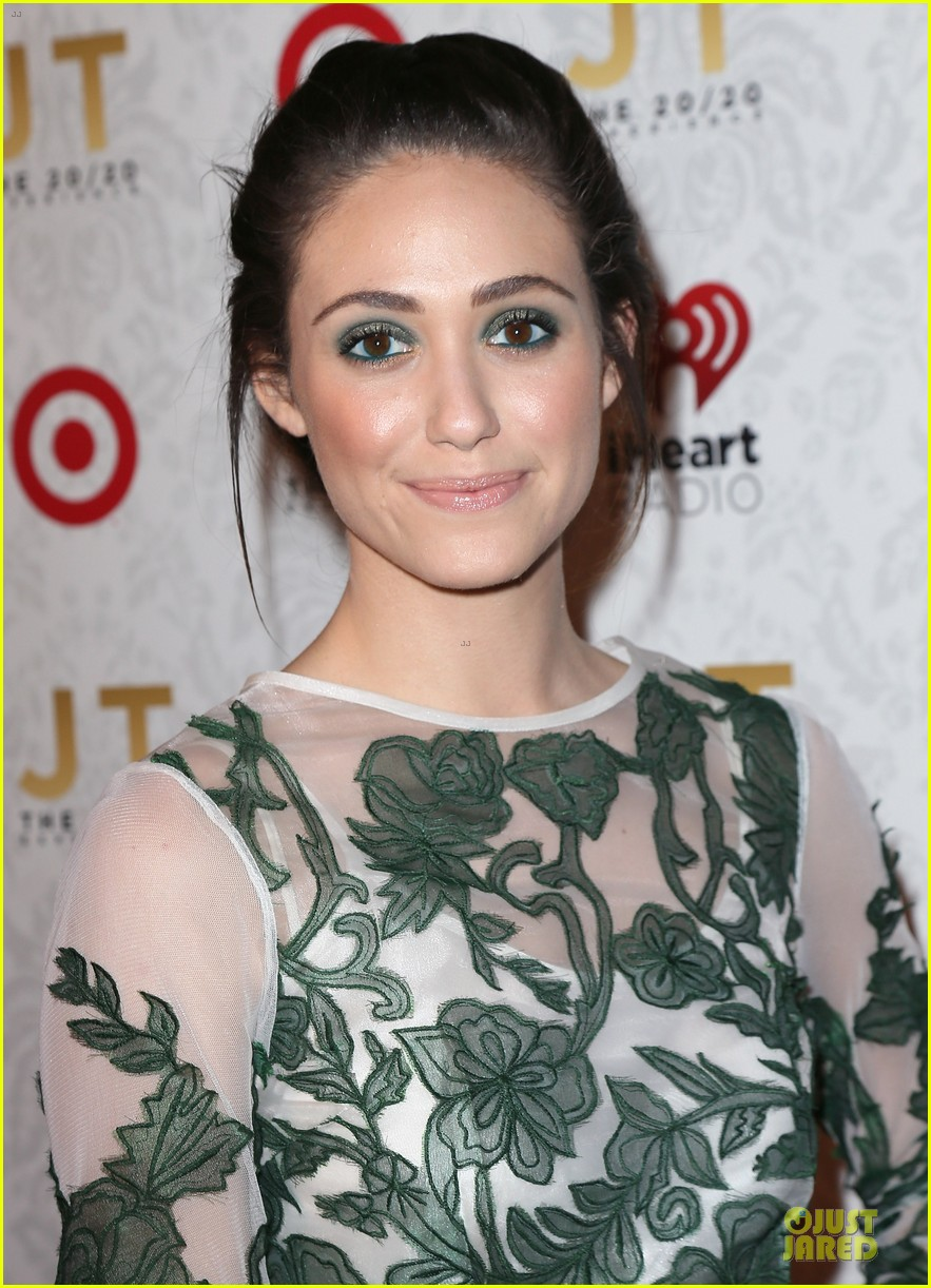 emmy rossum 20 20 experience record release party 092833120