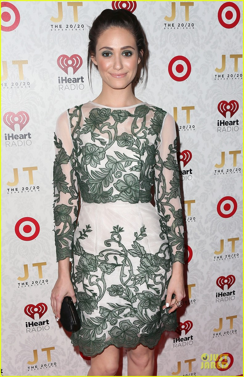 emmy rossum 20 20 experience record release party 102833121