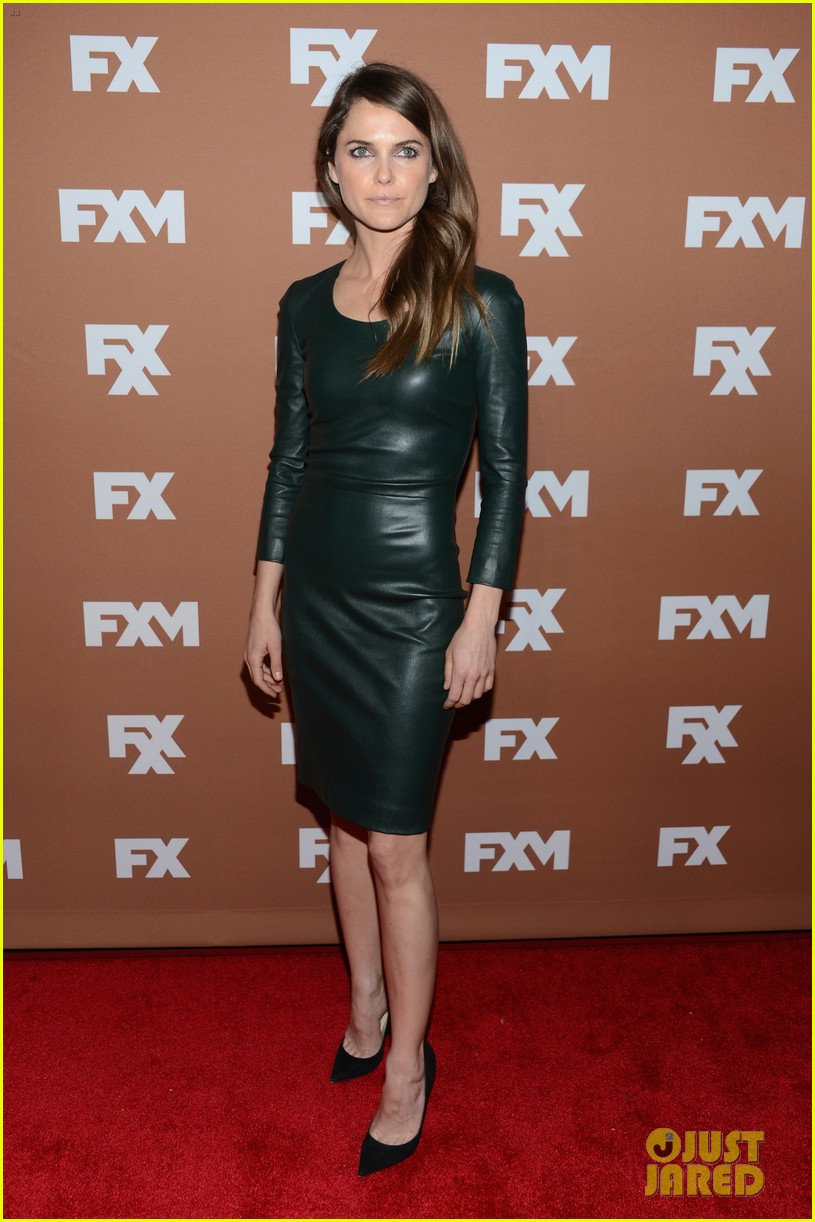 keri russell charlie hunnam fx upfront bowling event 102839541