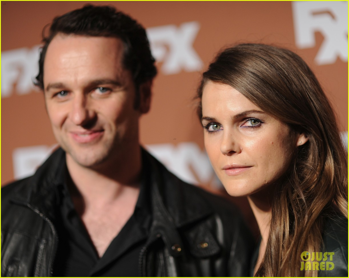 keri russell charlie hunnam fx upfront bowling event 162839547