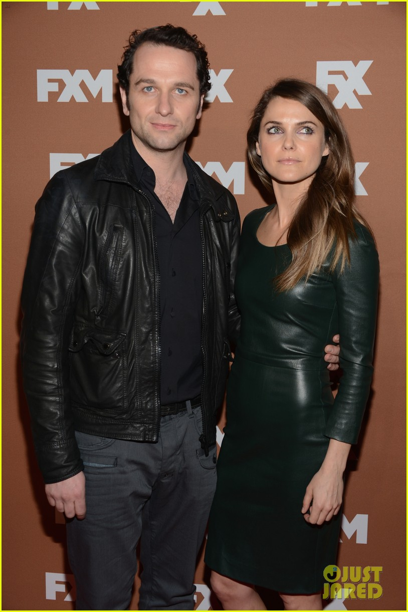 keri russell charlie hunnam fx upfront bowling event 182839549