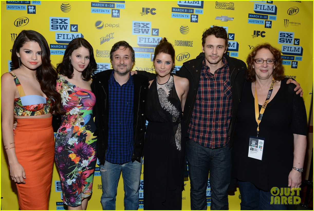 selena gomez ashley benson spring breakers sxsw premiere 19