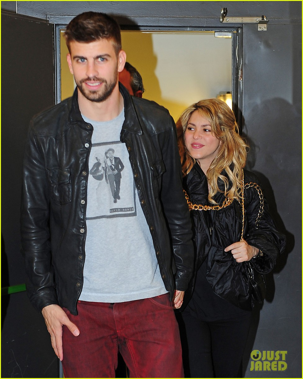 shakira gerard pique fantasme book launch 172830989