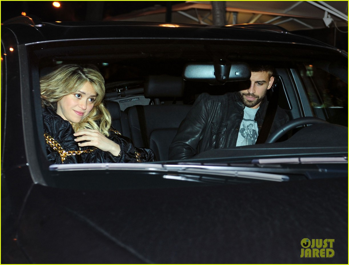 shakira gerard pique fantasme book launch 192830991