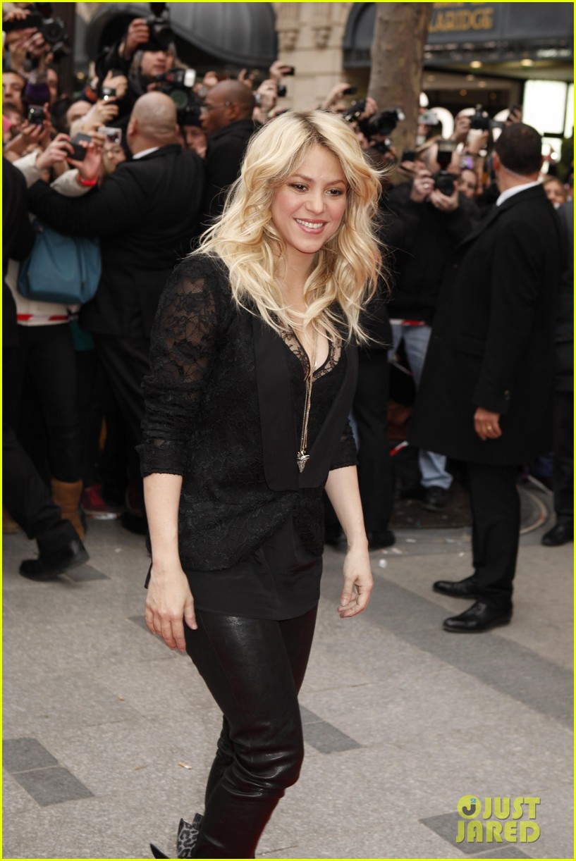 shakira s by shakira perfume launch 222838692