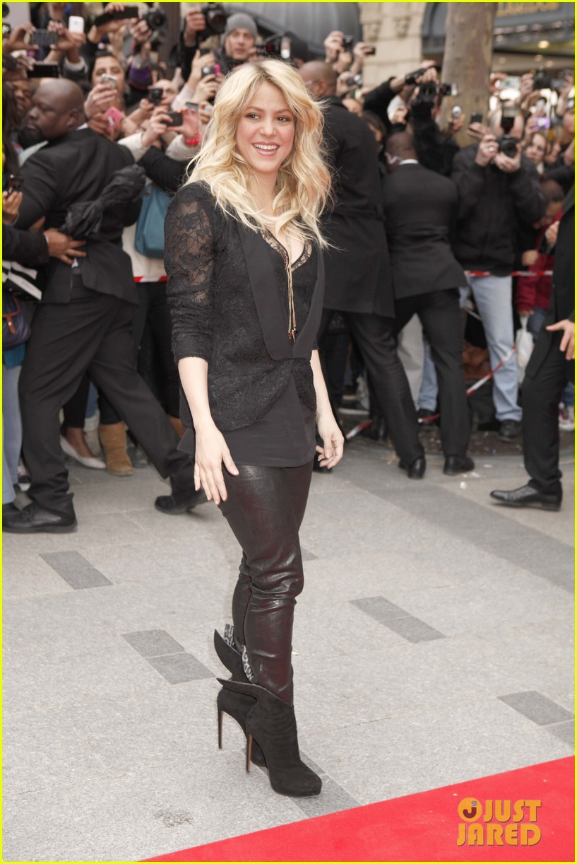 shakira s by shakira perfume launch 23