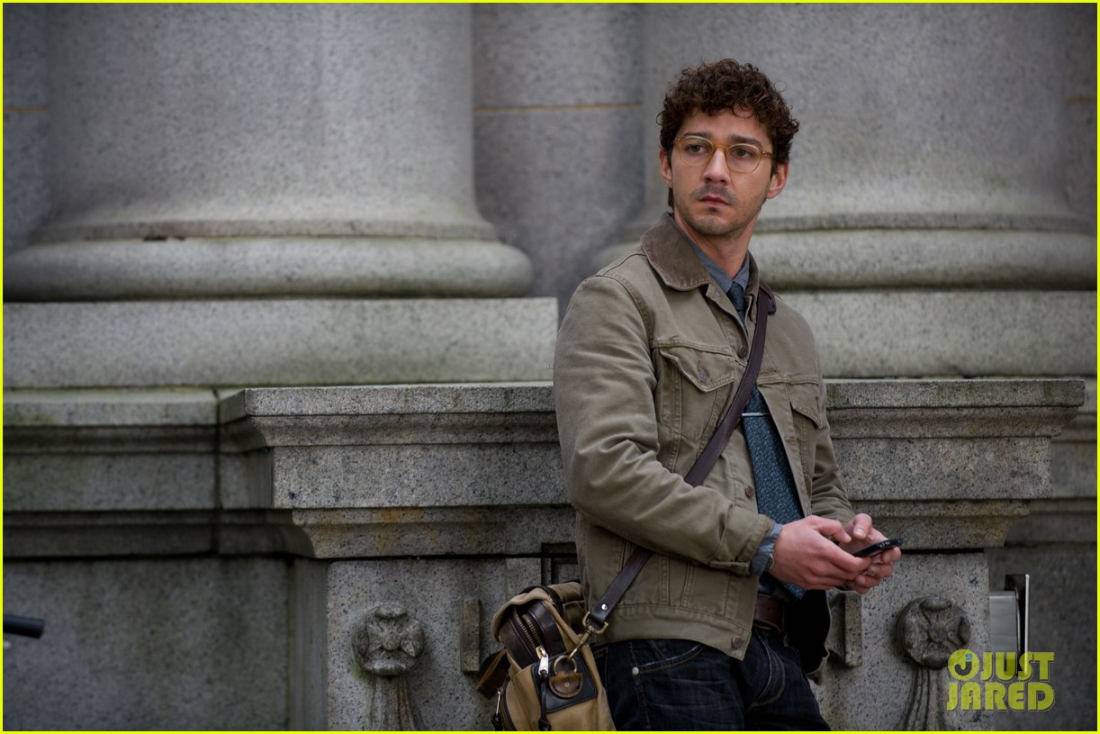 shia labeouf foot brace in new york city 052838102