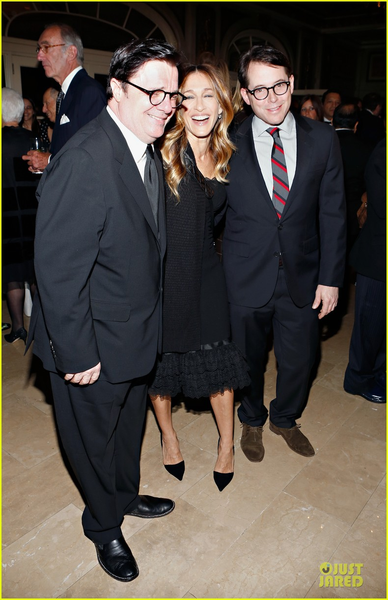 sarah jessica parker matthew broderick academy of the arts lifetime achievement awards 01