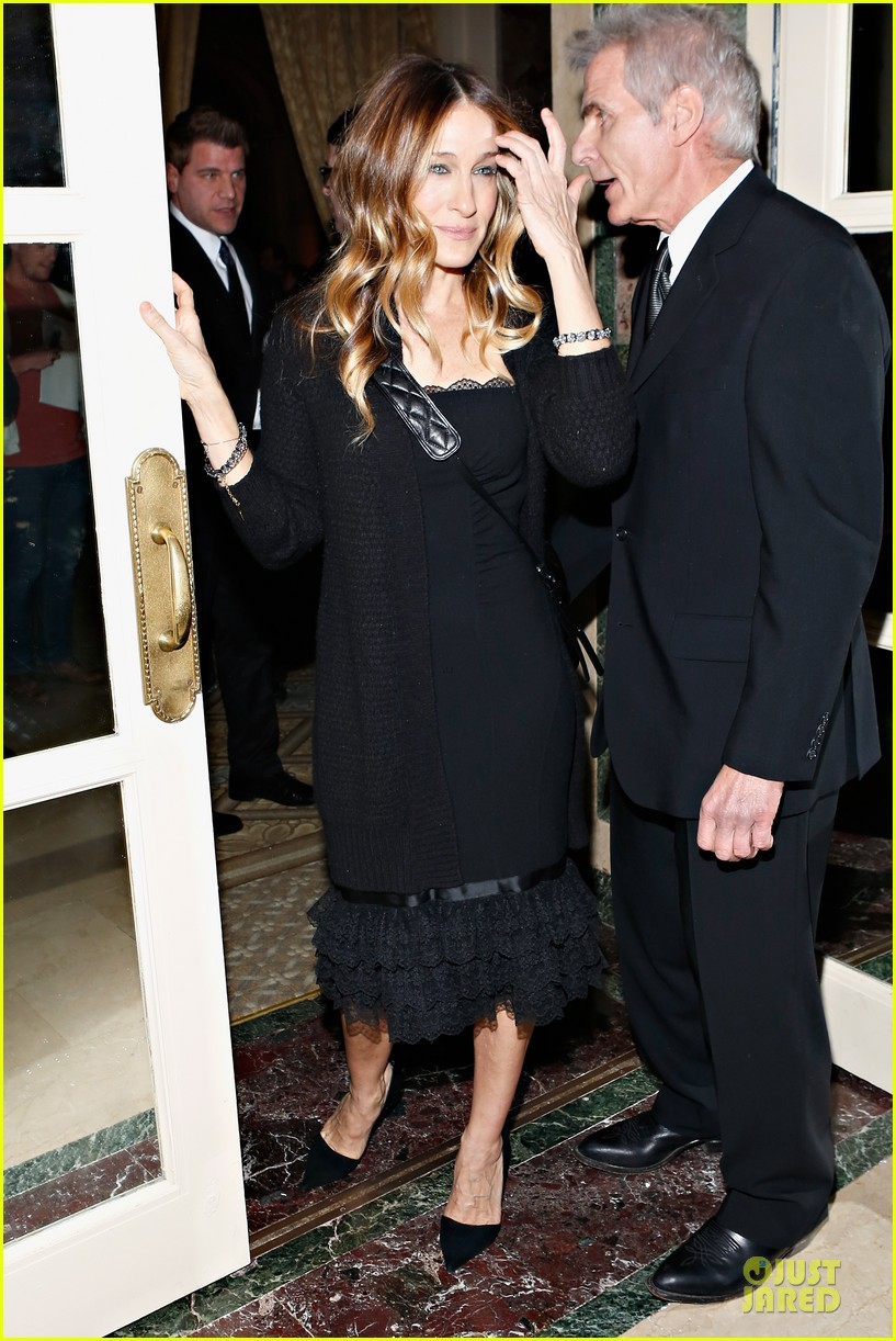 sarah jessica parker matthew broderick academy of the arts lifetime achievement awards 102825281