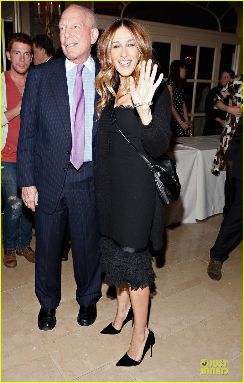 sarah jessica parker matthew broderick academy of the arts lifetime achievement awards 14