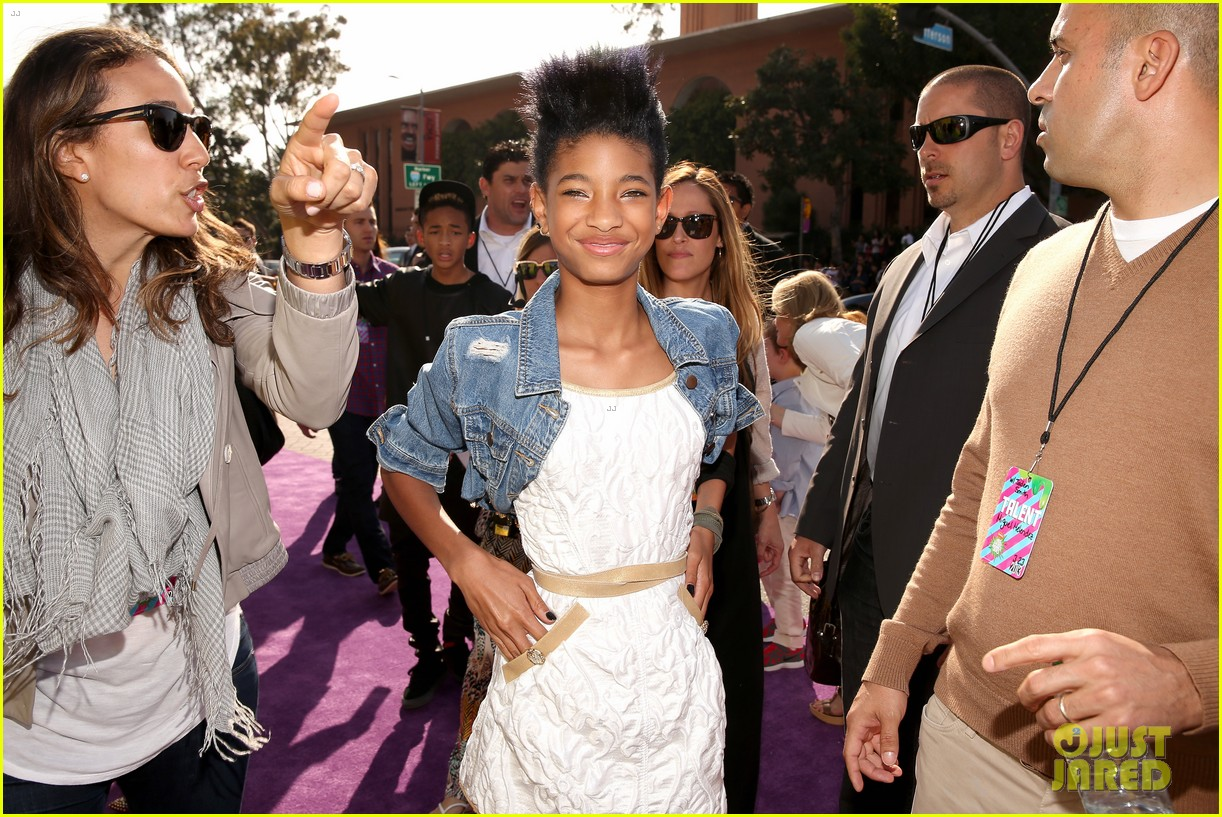 willow jaden smith kids choice awards 2013 red carpet 05