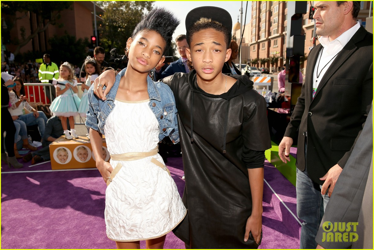 willow jaden smith kids choice awards 2013 red carpet 062836465