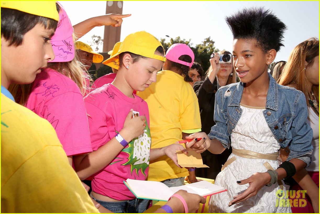 willow jaden smith kids choice awards 2013 red carpet 072836466