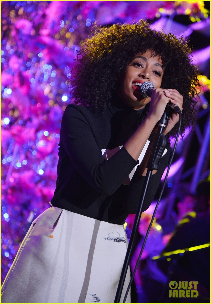 solange knowles the armory party performer 092826571