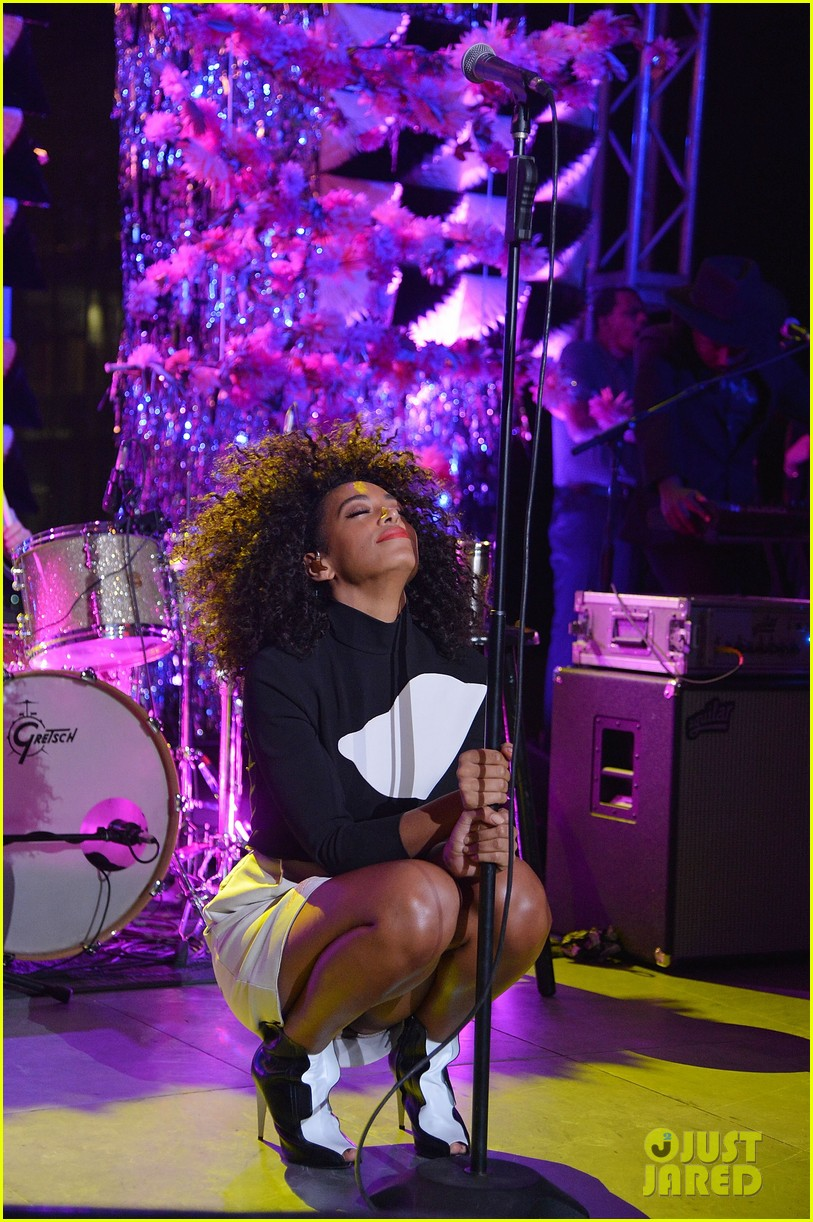 solange knowles the armory party performer 122826574