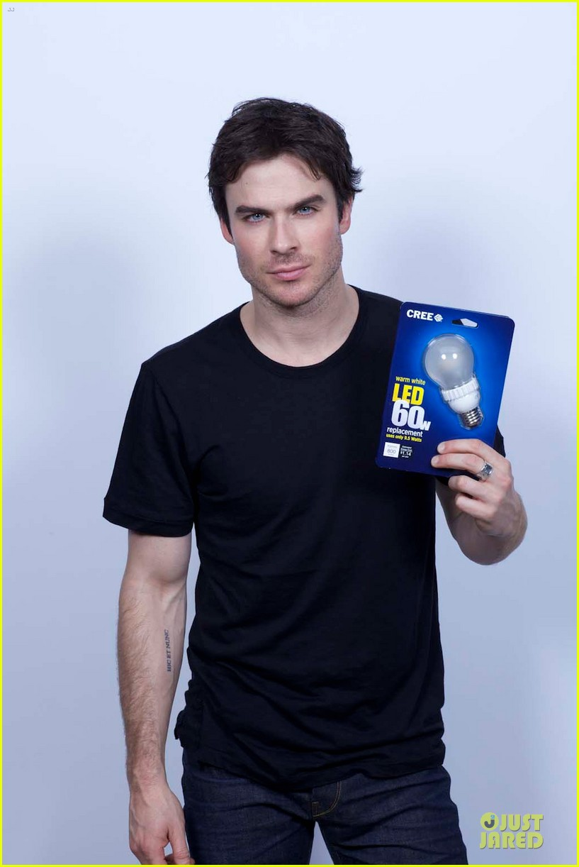ian somerhalder cree energy saver 032833279