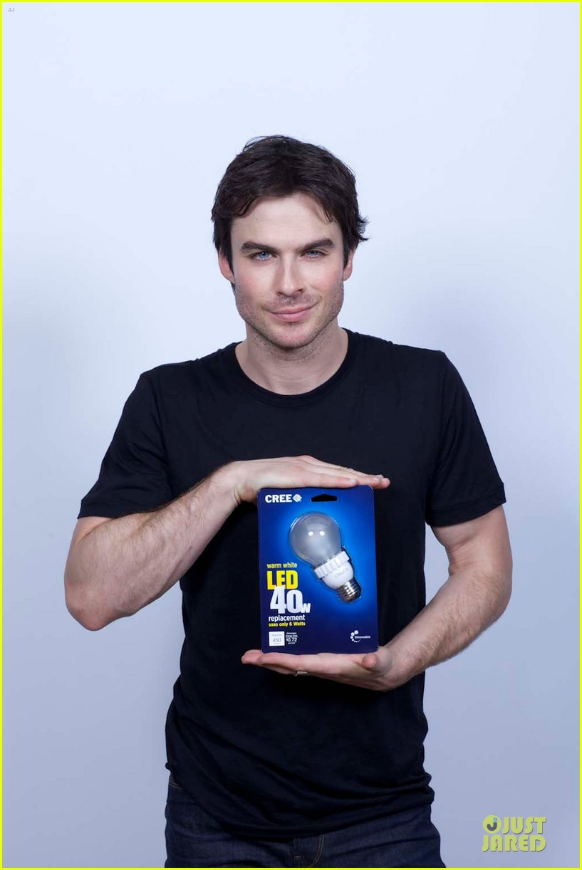 ian somerhalder cree energy saver 05