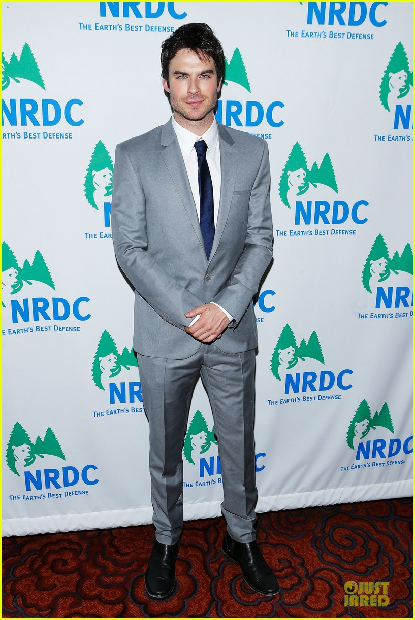 ian somerhalder national resource defense council game changer awards 01