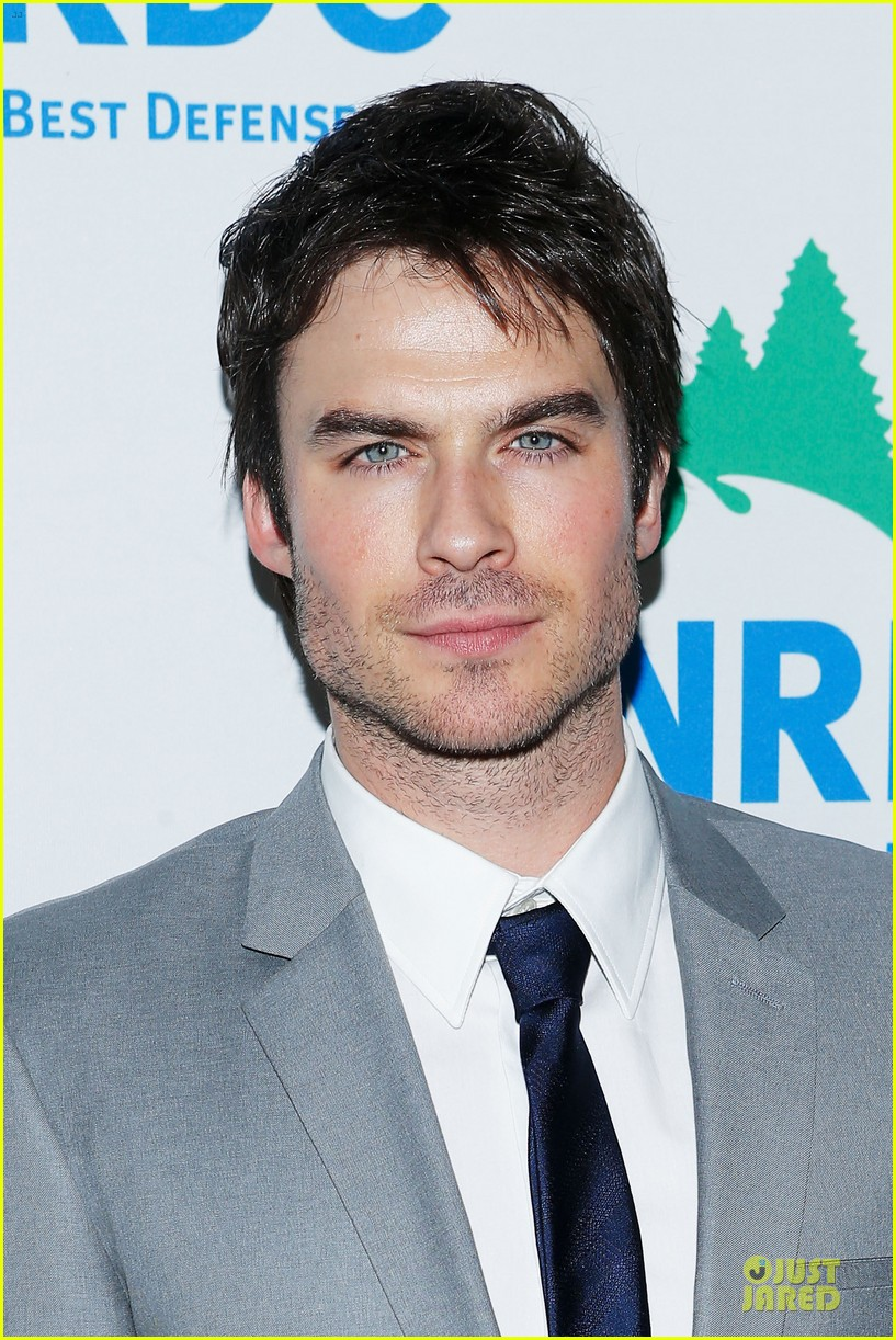 ian somerhalder national resource defense council game changer awards 04