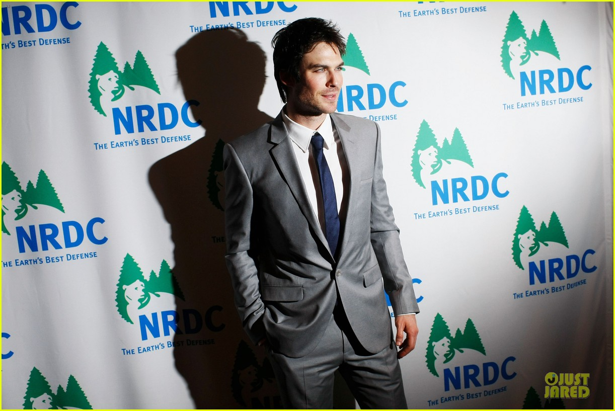 ian somerhalder national resource defense council game changer awards 082830723